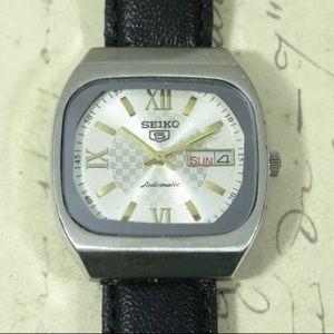 Vintage Seiko Automatic Watch (1975-1980)